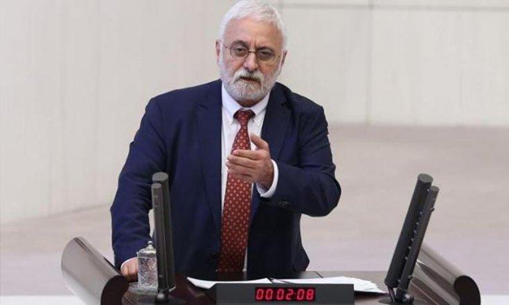 HDP'li Oluç'tan 'HDP hukuken kapatılacaktır' diyen AKP'li Cahit Özkan'a tepki: 'Bu, Anayasa Mahkemesi'ne talimat vermektir'