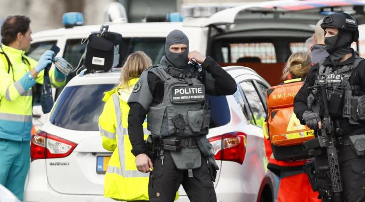 Hollanda polisi, 'Avrupa'nın en çok aranan suçlusu' diye restoranda yemek yiyen turisti yakaladı