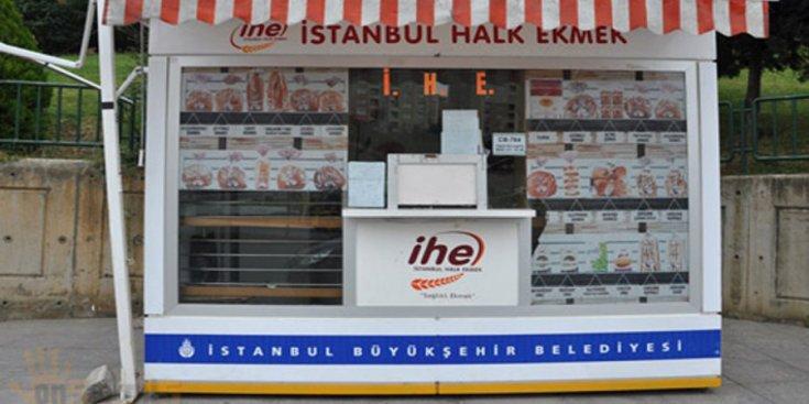İBB Sözcüsü Ongun duyurdu: Mobil büfelerden sonra yeni Halk Ekmek büfeleri yakında hizmette olacak