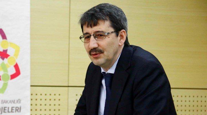 İbn Haldun Üniversitesi'e atanan yeni rektör Bilal Erdoğan'a teşekkür etti
