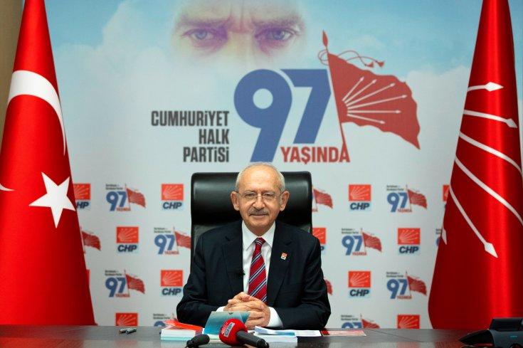 İçişleri Bakanlığı'ndan Kemal Kılıçdaroğlu hakkında suç duyurusu
