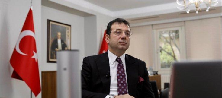 İmamoğlu: İklim değişikliğine hazır bir İstanbul tasarlıyoruz