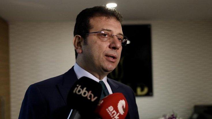 İmamoğlu: İstanbul'un en sık yaşanan sorunu ulaşım
