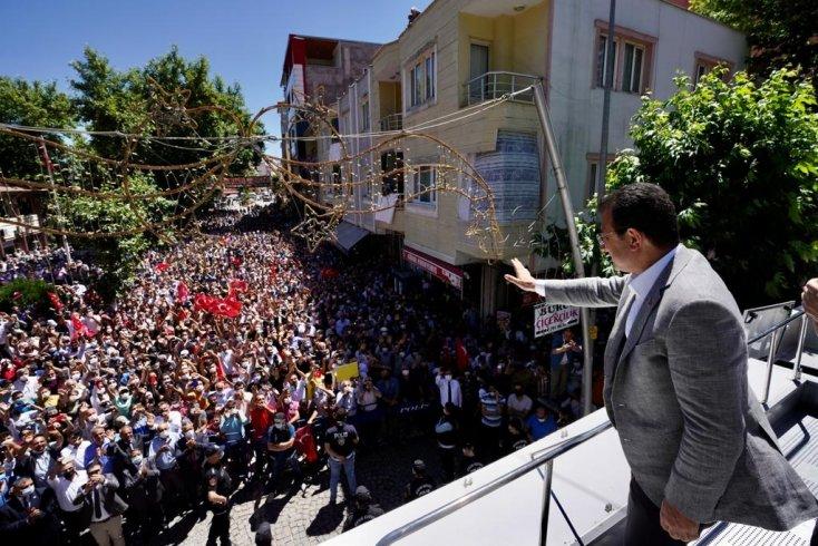 İmamoğlu: Tahribatın en derinini İstanbul yaşıyor
