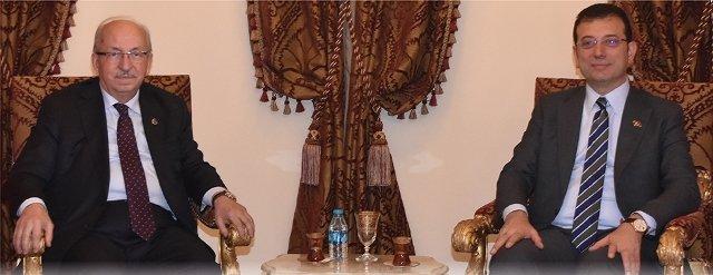 İmamoğlu Tekirdağ Büyükşehir Belediyesi'ni ziyaret edecek