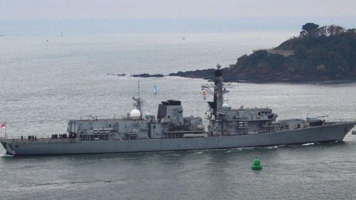 İngiltere, Karadeniz'e savaş gemisi yolluyor