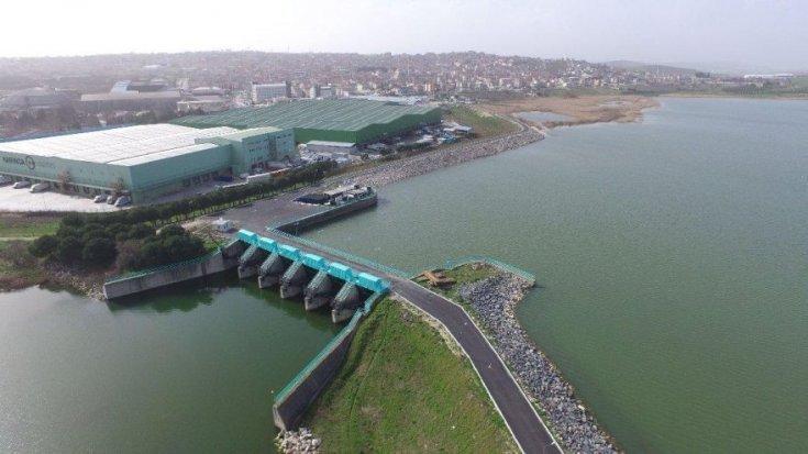 İSKİ: İstanbul'un içme suyu kaynaklarının doluluk oranı yüzde 32,78