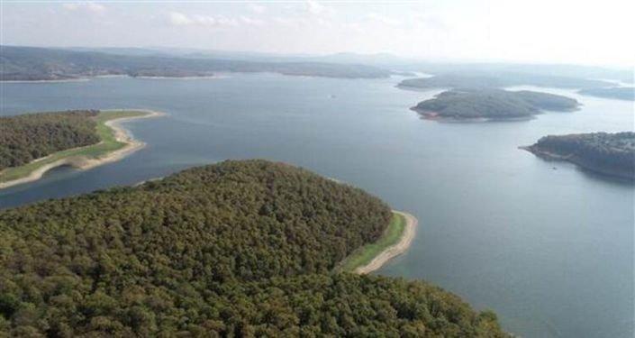 İSKİ: İstanbul'un içme suyu kaynaklarının doluluk oranı yüzde 48,73