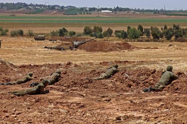 İsrail, Gazze'de kara harekatına hazırlanıyor