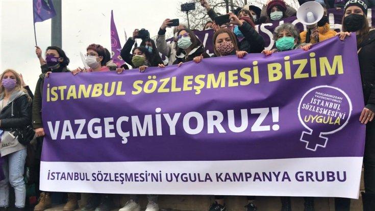 'İstanbul Sözleşmesi'nden vazgeçmeyeceğiz, karar yok hükmünde'