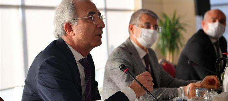 İstanbul Ulaşım Ana Planı Koordinasyon Çalıştayı gerçekleşti