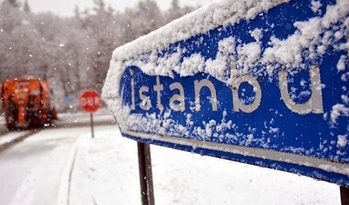 İstanbul Valisi Ali Yerlikaya duyurdu; '4.079 km yol ağında yeter ki kar yağsın, biz hazırız'