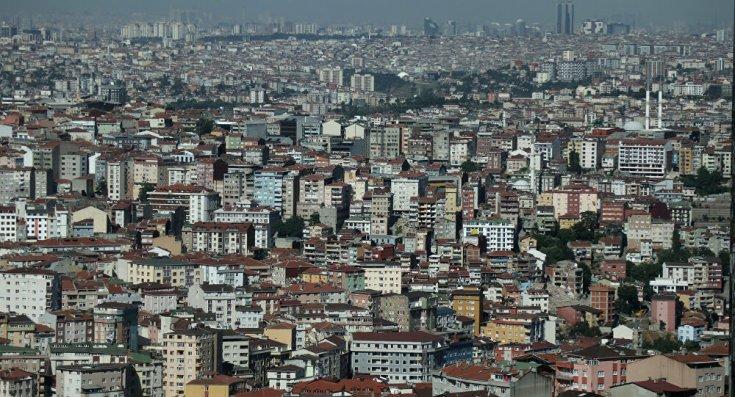 İstanbul'da konut satışları yüzde 36 azaldı