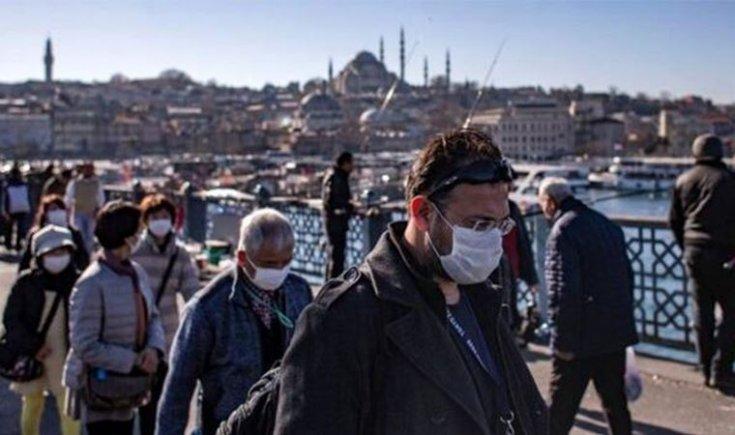 'İstanbul'da son 1 haftada vaka sayılarında ve yoğun bakım hastalarında azalma var'
