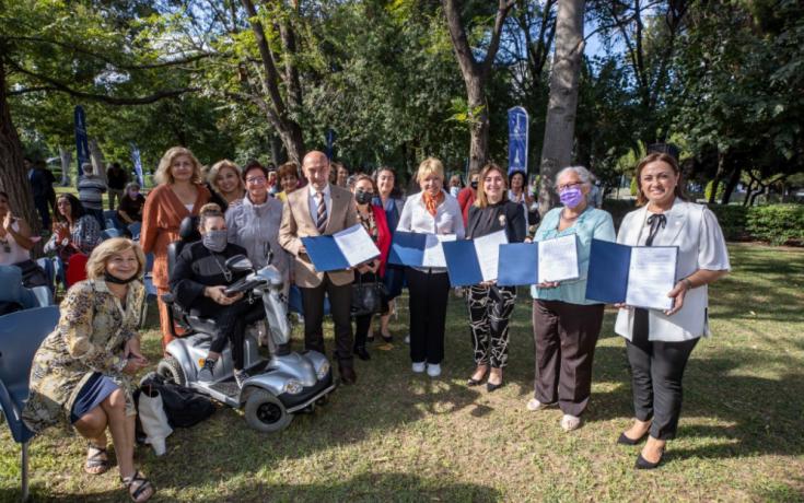 İzmir Büyükşehir Belediyesi'nden toplumsal cinsiyet eşitliği için 3 STK ile protokol