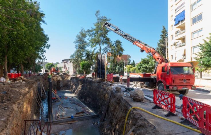 İzmir Büyükşehir Belediyesi: Buca'nın mahalleleri sele teslim olmayacak