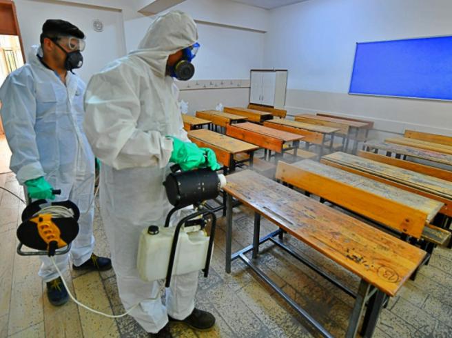 İzmir Büyükşehir Belediyesi okullarda hijyen seferberliği başlattı
