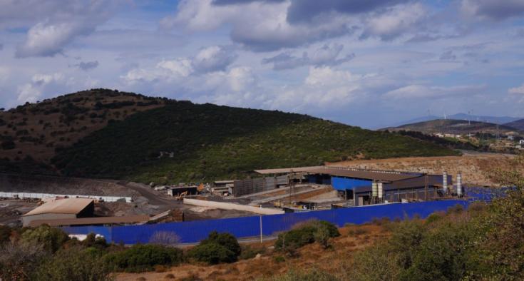 İzmir Büyükşehir Belediyesi'nden çevre kirliliğine yol açan Foça'daki cüruf tesisini kapatma kararı