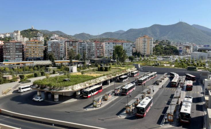 İzmir'de 'yeşil çatı uygulaması' zorunluluğu getirildi