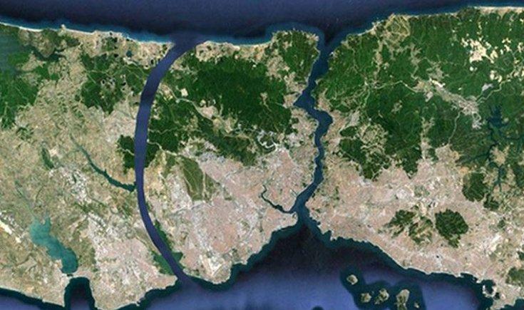 Kanal İstanbul'da bir plan değişikliği daha