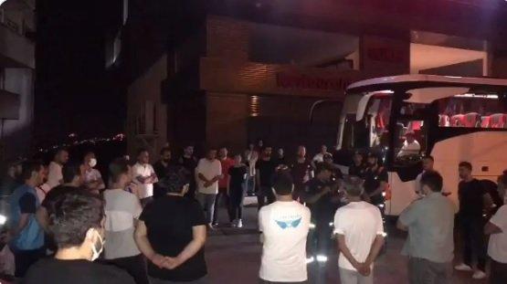 Kas-Der arama kurtarma ekibinden selin vurduğu Kastamonu Bozkurt'a destek