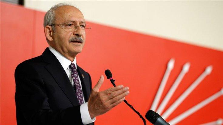 Kılıçdaroğlu: Bu memlekete huzur gelinceye kadar mücadele edeceğim