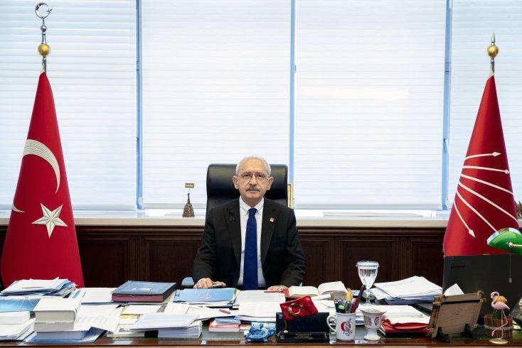 Kılıçdaroğlu, Çankaya'da Gazileri ağırlayacak