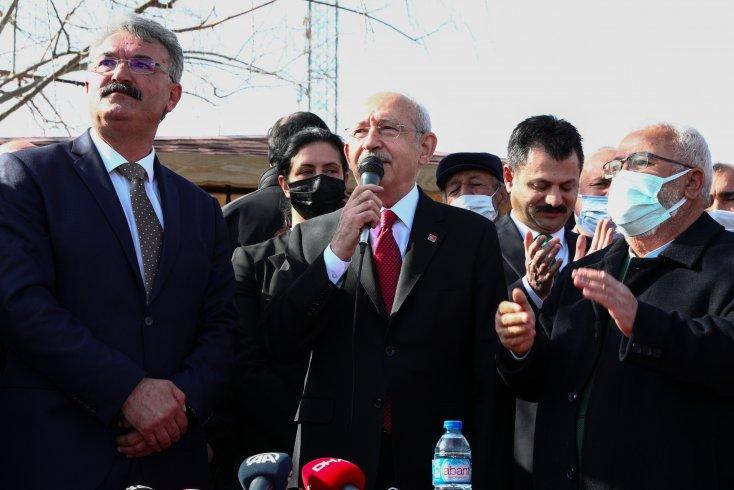 Kılıçdaroğlu: 'Erdoğan'ın 128 milyar dolarla ilgili açıklaması doğru değil, kamuoyunu yanıltmaya yönelik bir açıklama'