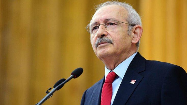 Kılıçdaroğlu: Devlet, ekonomi ve hukukta kayıt dışına çıkmaya başladı, bunu bilinçli yaptılar