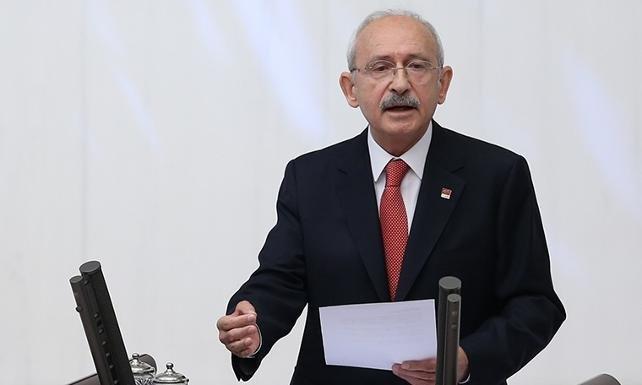 Kılıçdaroğlu, Meclis'te 23 Nisan özel birleşiminde konuştu: Meclisin yetkilerinin gaspına sessiz kalmaması gerekir