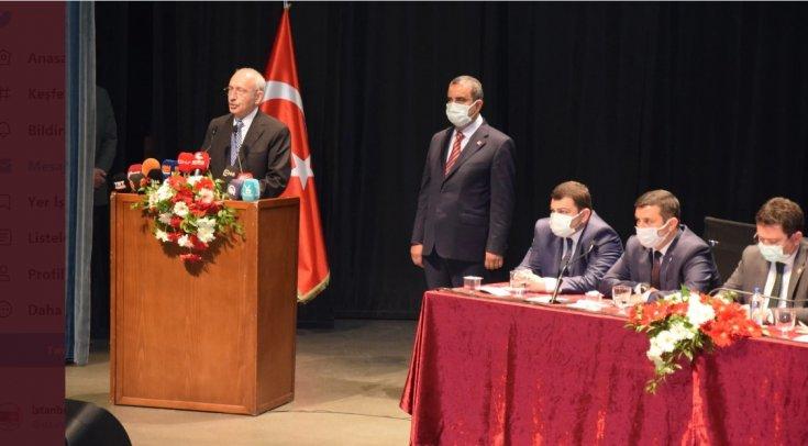 Kılıçdaroğlu: Millete hesap vermek gibi onurlu bir görevi her belediye başkanımız yerine getirmeli