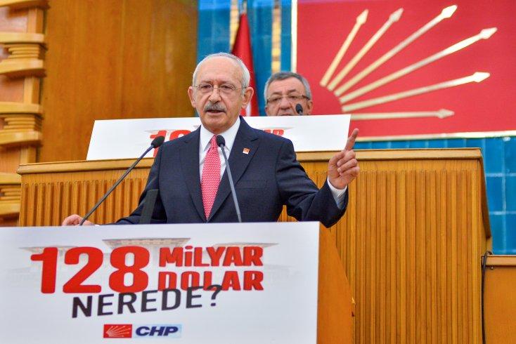 Kılıçdaroğlu ve 9 vekilin dokunulmazlık fezlekeleri Meclis'te