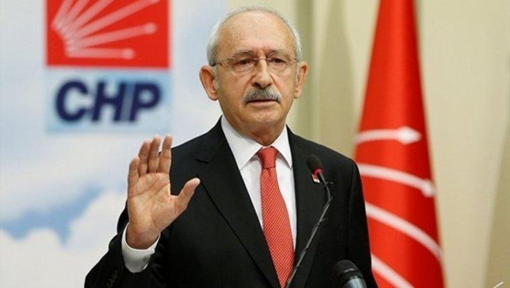 Kılıçdaroğlu'ndan Erdoğan'a çağrı; İsrail'in yaptığı katliamdır, BM'yi daha etkin olmaya zorlayacak girişimleri derhal başlat!