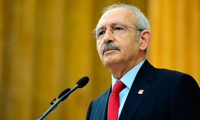 Kılıçdaroğlu'ndan Erdoğan'a: Sen bir beka sorunusun