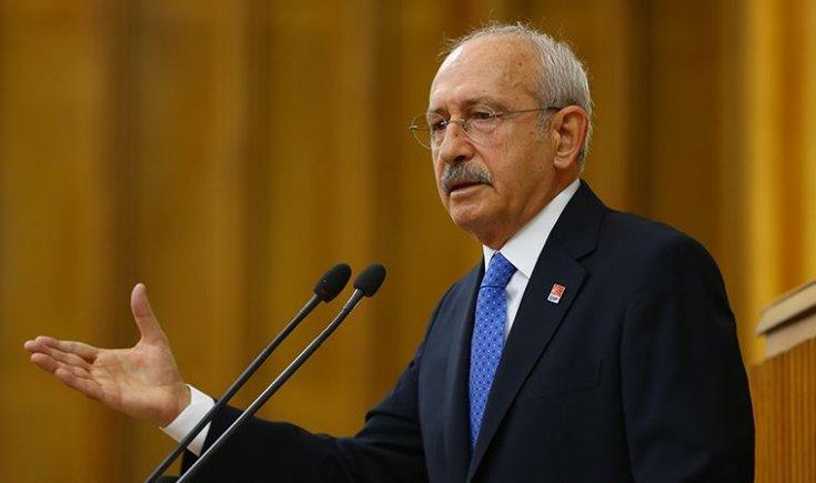 Kılıçdaroğlu'ndan Erdoğan'a ve ABD'ye 'Afgan göçmen' tepkisi