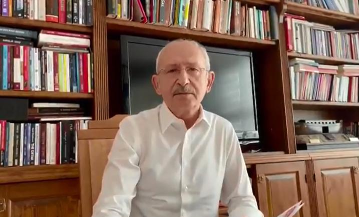 Kılıçdaroğlu'ndan kendisine 'terbiyesiz herif' diyen Erdoğan'a yanıt: 'İnsan için ahlak, elbiseden daha önemlidir'