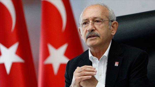 Kılıçdaroğlu'ndan yangın felaketi ile mücadeleye destek veren 165 belediye başkanına teşekkür mektubu