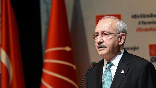 Kılıçdaroğlu'nun 26 Eylül programı belli oldu