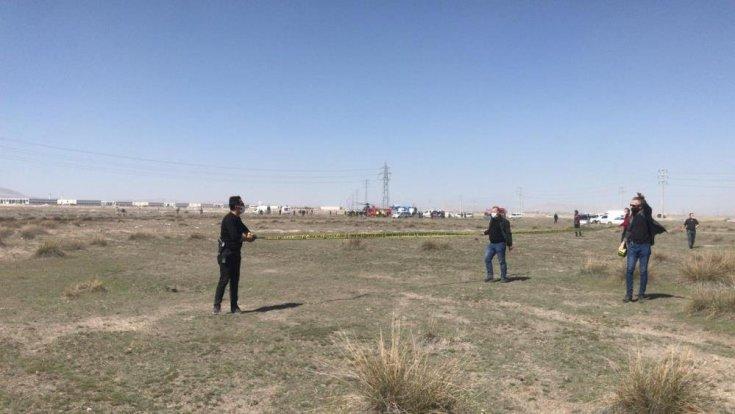 Konya'da askeri eğitim uçağı düştü: 1 pilot şehit oldu
