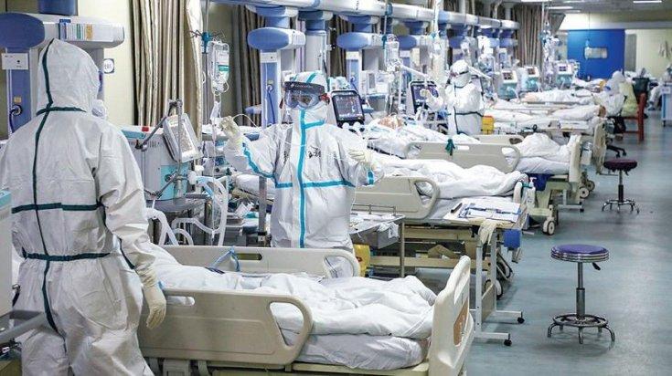 Koronavirüs salgınında ölenlerin sayısı 3 milyon 405 bini, vaka sayısı 164 milyon 305 bini aştı
