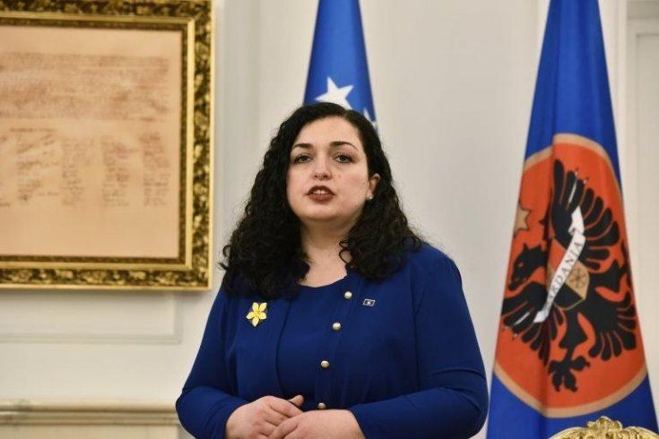 Kosova'nın yeni cumhurbaşkanı Vyosa Osmani oldu