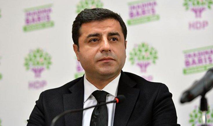'Kürt sorununda muhatap' tartışmasına Demirtaş'tan yanıt: HDP muhataptır, çözümün adresi TBMM'dir