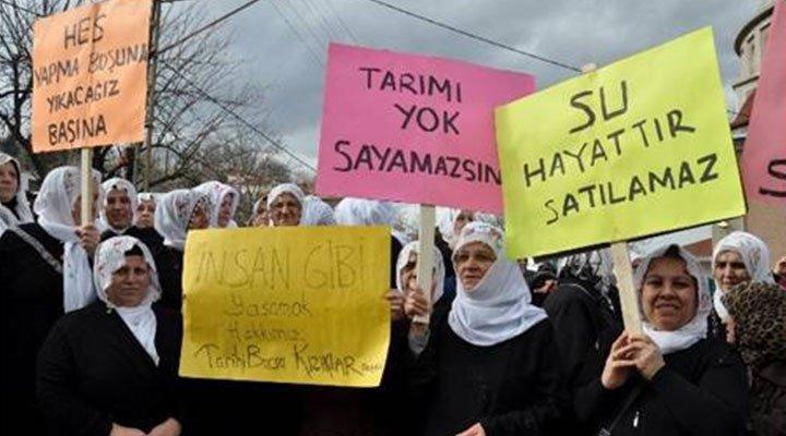 Mahkeme Balıklıdere'de HES'e geçit vermedi
