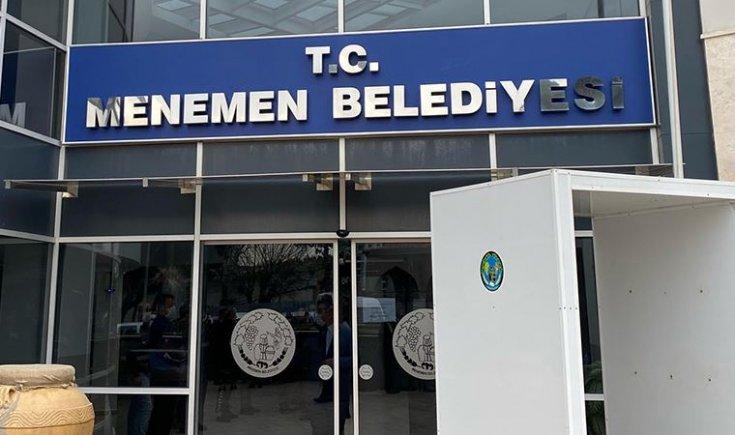 Menemen Belediyesi kura çekimiyle AKP'ye geçti
