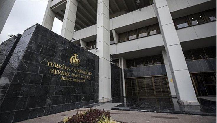 Merkez Bankası rezervleri bir haftada 3,1 milyar dolar geriledi