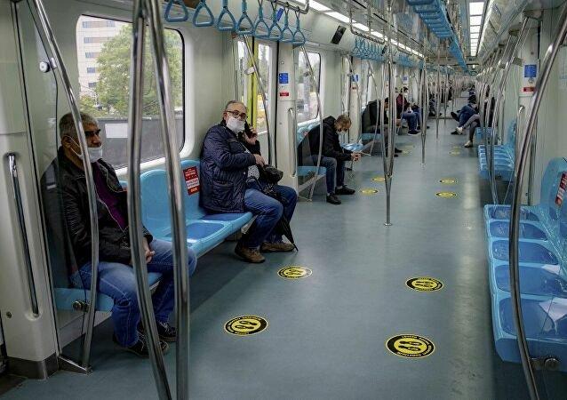 Metro İstanbul'dan yolculara 'koronavirüs' uyarısı
