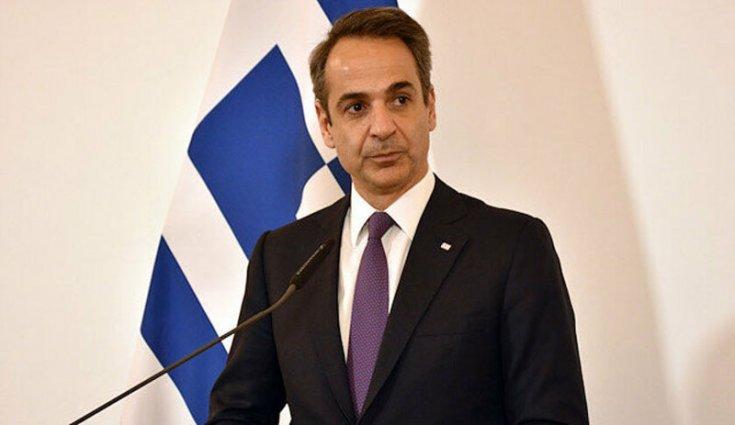 Miçotakis: Libya ile Deniz Yetki Alanları görüşmelerine derhal başlayacağız