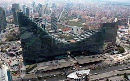 Mimarlar Odası'ndan Ankara Büyükşehir Belediyesi'ne 'Demir Kafes' tepkisi