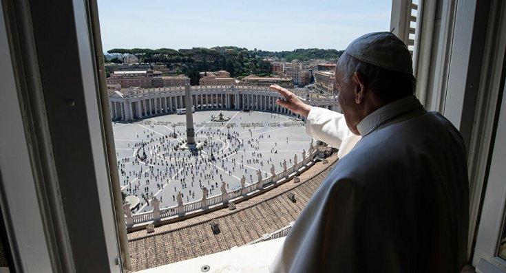 Papa'dan silahların susması çağrısı: Çocuklar dahil masumların ölmesi kabul edilemez