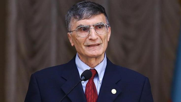 Prof. Dr. Aziz Sancar: Aşı karşıtı olmak mantık dışı bir tutum